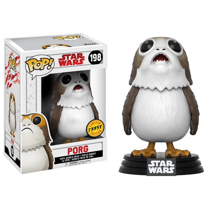 Star Wars Pop! Vinyl Figure Porg (Chase) [The Last Jedi] [198]