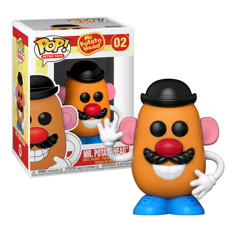 Hasbro Retro Toys Pop! Vinyl Figure Mr. Potato Head [02]
