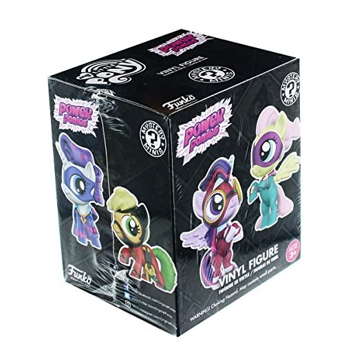 Funko Mystery Minis Power Ponies: (1 Blind Box)