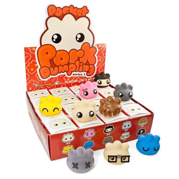 Pocket Pork Dumpling Series 1 (Case of 16)