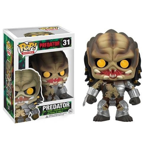 Movies Pop! Vinyl Figure Predator