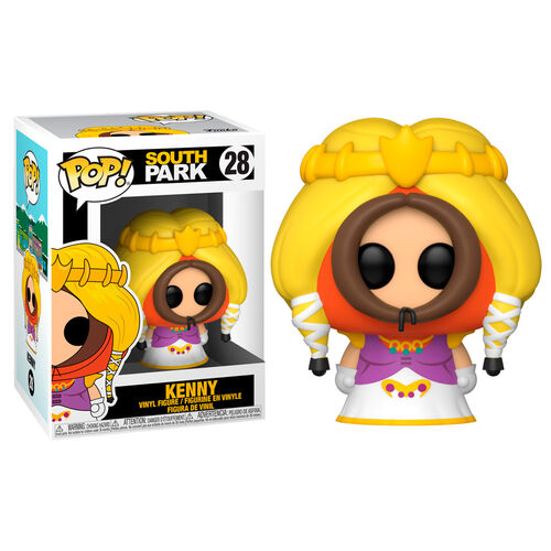 South Park Pop! Vinyl Figure Princess Kenny [28]