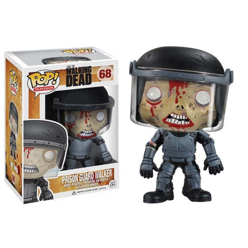 The Walking Dead Pop! Vinyl Figure Prison Guard Zombie [68]
