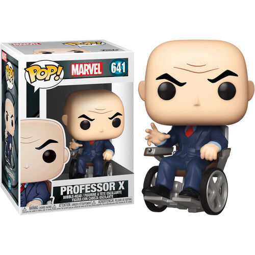 Marvel X-Men 20th Anniversary Pop! Vinyl Figure Professor X [641]