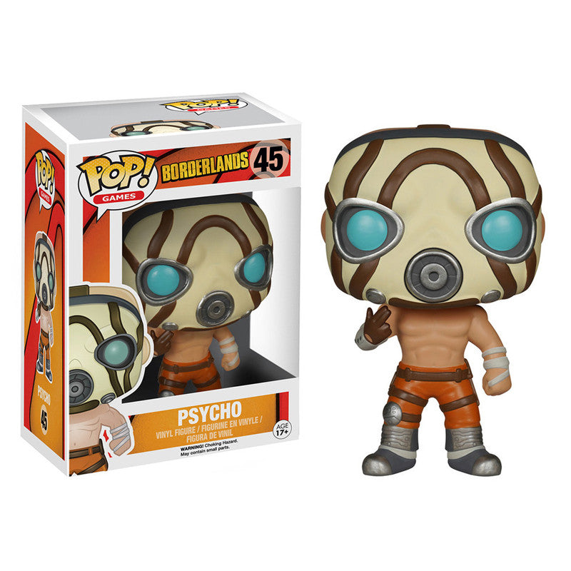 Borderlands Pop! Vinyl Figure Psycho - Fugitive Toys