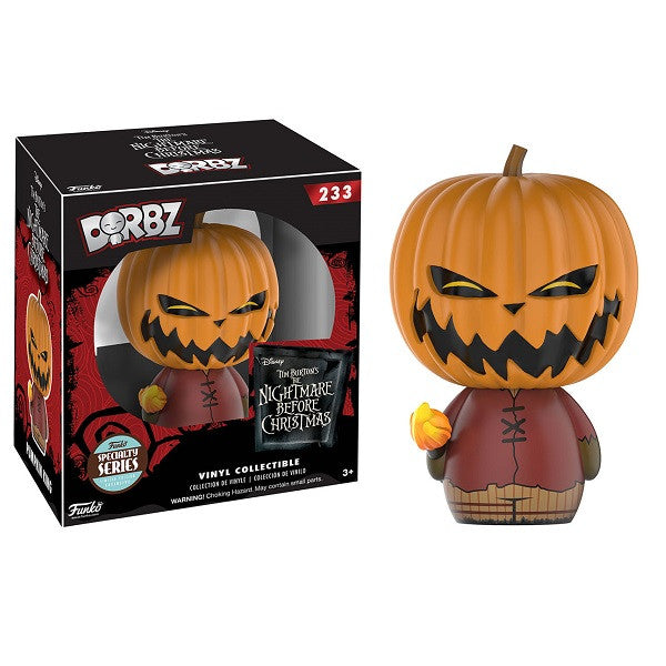 Disney Pumpkin King Dorbz Vinyl Figure [Specialty Series]