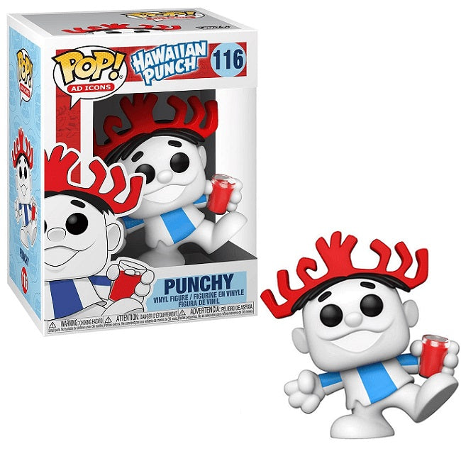 Ad Icons Pop! Vinyl Figure Hawaiian Punch Punchy (116) - Fugitive Toys
