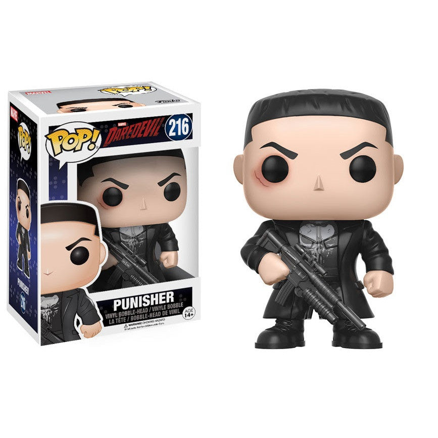 Marvel Pop! Vinyl Figure Punisher [Daredevil TV]