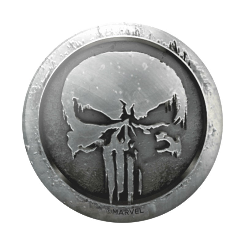 PopSockets Marvel: Punisher Monochrome - Fugitive Toys