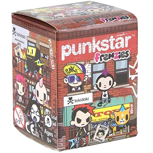 Tokidoki Punkstar Frenzies: (1 Blind Box)