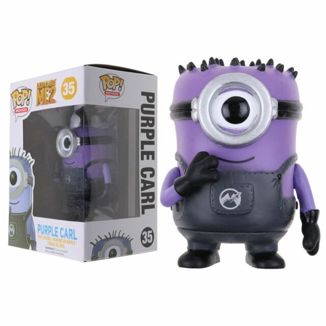 Despicable Me 2 Pop! Vinyl Figures Purple Carl [35]