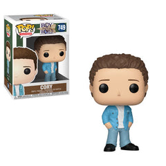 Boy Meets World Pop! Vinyl Figure Cory [749]
