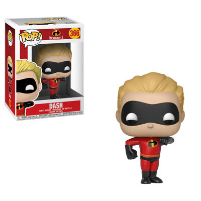 Disney Pop! Vinyl Figure Dash [Incredibles 2] [366]