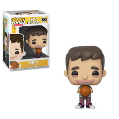 Big Mouth Pop! Vinyl Figure Nick [683]