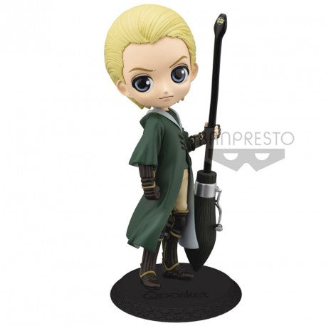 Harry Potter Q Posket Draco Malfoy Quidditch