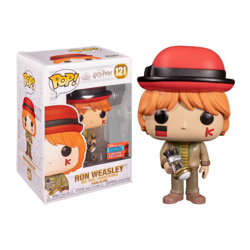 Harry Potter Pop! Vinyl Figure Ron Weasley Quidditch World Cup (2020 NYCC) [121]