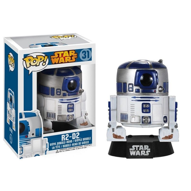 Star Wars Pop! Vinyl Bobblehead R2-D2