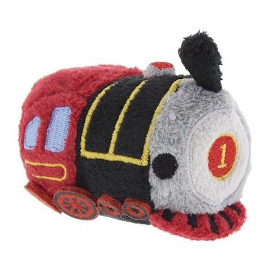 Disney Parks Attractions Railroad Steam Train Tsum Tsum Mini Plush - Fugitive Toys