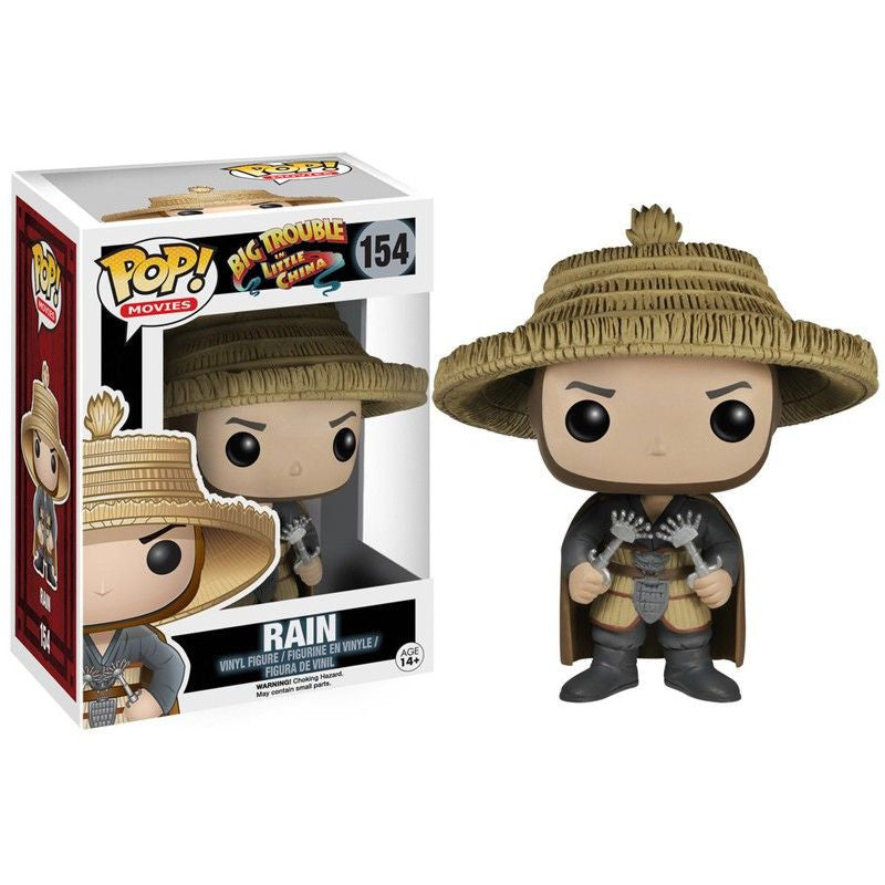 Movies Pop! Vinyl Figure Rain [Big Trouble in Little China]