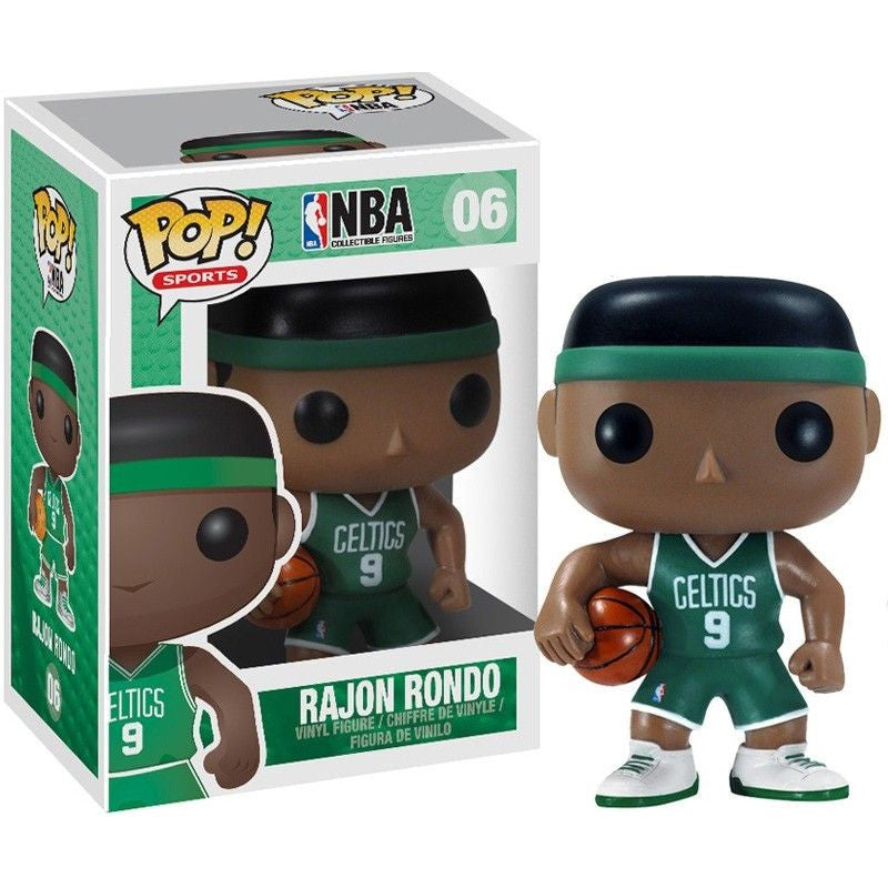 NBA Series 1 Pop! Vinyl Figure Rajon Rondo