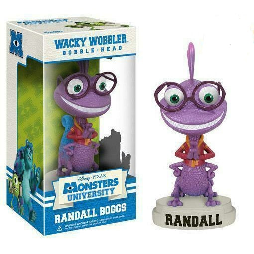 Disney Pixar Wacky Wobbler Bobble-head: Monsters University Randall Boggs