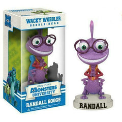 Disney Pixar Wacky Wobbler Bobble-head: Monsters University Randall Boggs - Fugitive Toys