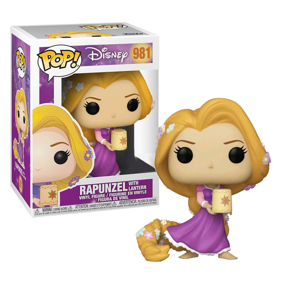 Disney Tangled Pop! Vinyl Figure Rapunzel With Lantern [981]