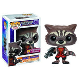 Marvel Guardians of the Galaxy Pop! Vinyl Bobblehead Ravagers Rocket Raccoon [Previews Exclusive] - Fugitive Toys
