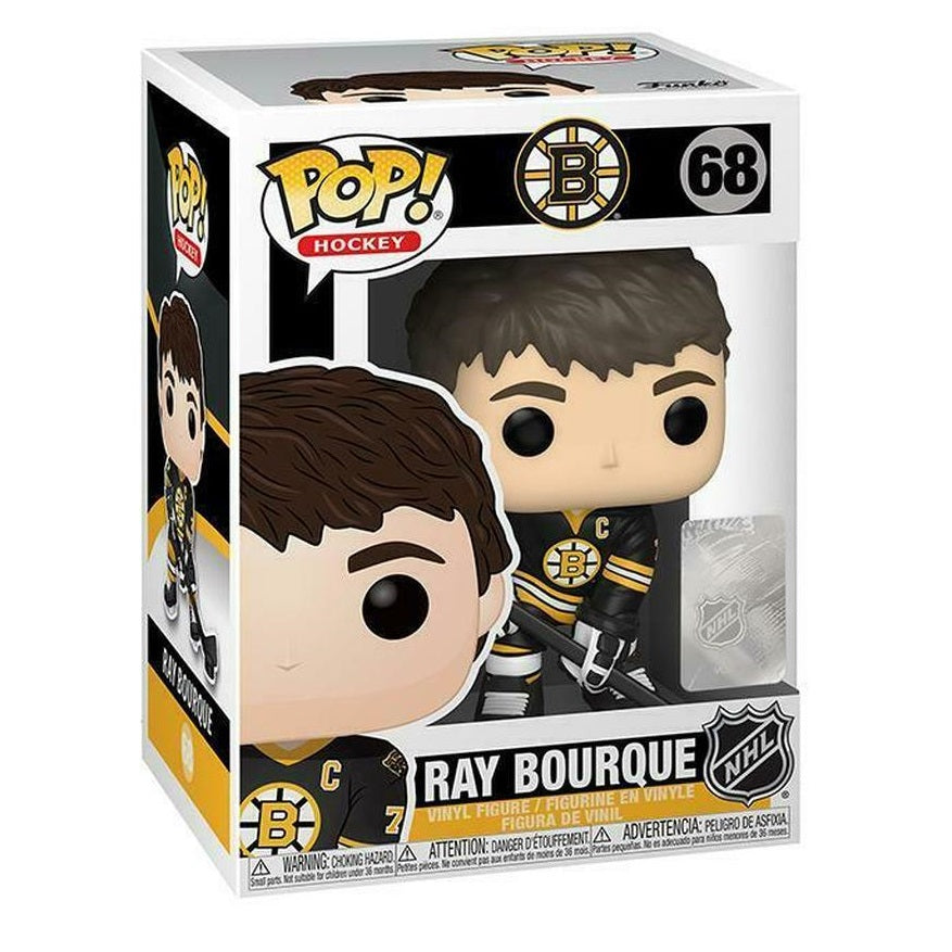 NHL Legends Pop! Vinyl Figure Ray Bourque (Boston Bruins) [68]