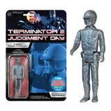 Terminator 2 ReAction Figure: Metallic Frozen T 1000 Patrolman [NYCC 2015 Exclusive]