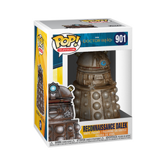 Doctor Who Pop! Vinyl Figure Reconnaissance Dalek [901] - Fugitive Toys