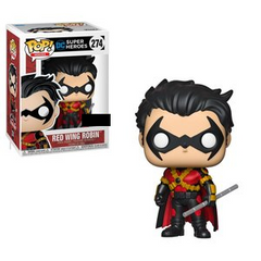 DC Super Heroes Pop! Vinyl Figure Red Wing Robin [274] - Fugitive Toys