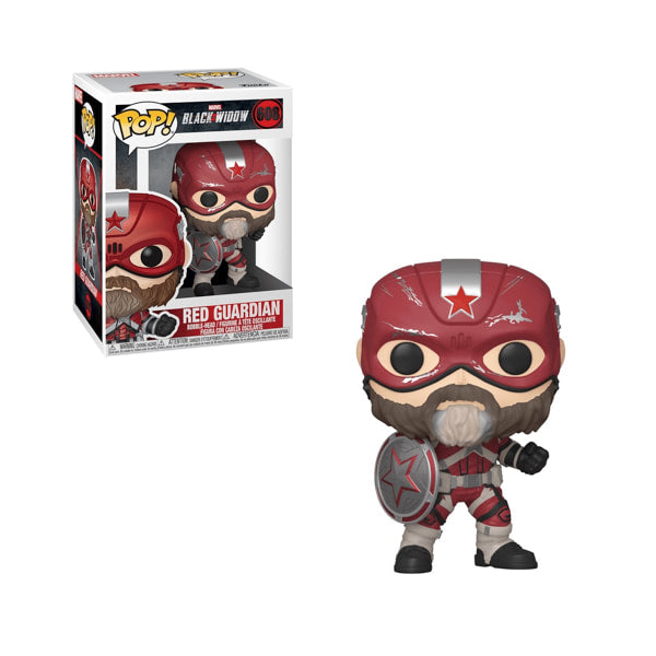 Black Widow Pop! Vinyl Figure Red Guardian [608] - Fugitive Toys