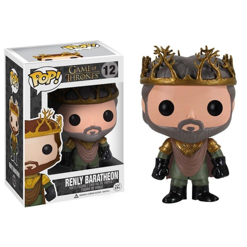 Game of Thrones Pop! Vinyl Figure Renly Baratheon