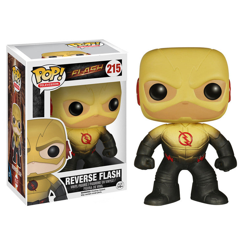 The Flash Pop! Vinyl Figure Reverse Flash