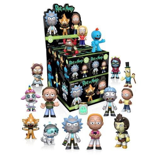 Rick and Morty Mystery Mini: (1 Blind Box)