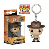 The Walking Dead Pocket Pop! Keychain Rick Grimes