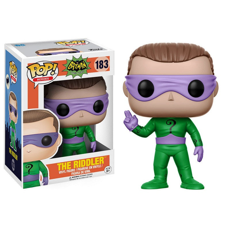 1960's Classic Batman Pop! Vinyl Figure The Riddler 1966