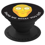 PopSockets Rick and Morty: Cromulon - Fugitive Toys