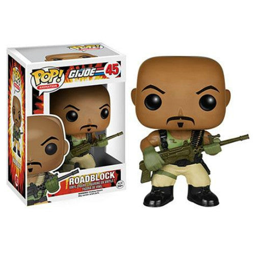 G.I. Joe Pop! Vinyl Figure Roadblock