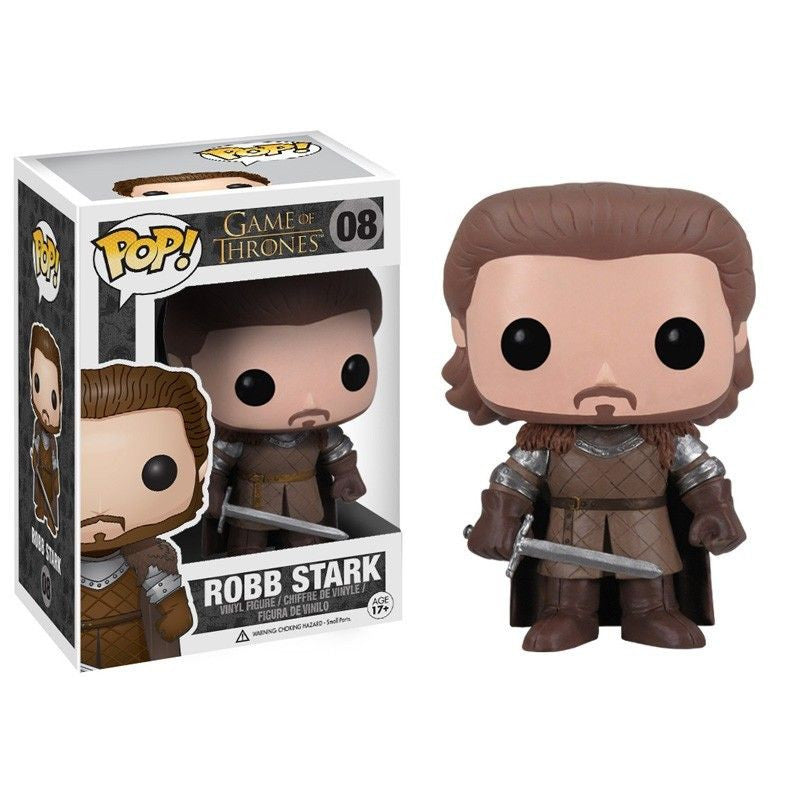 Game of Thrones Pop! Vinyl Figure Robb Stark