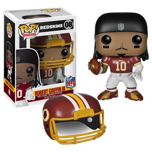 NFL Pop! Vinyl Figure Robert Griffin III [Washington Redskins]