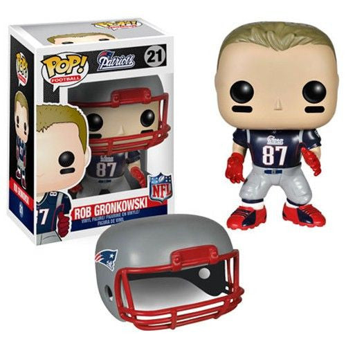 NFL Pop! Vinyl Figure Rob Gronkowski [New England Patriots]