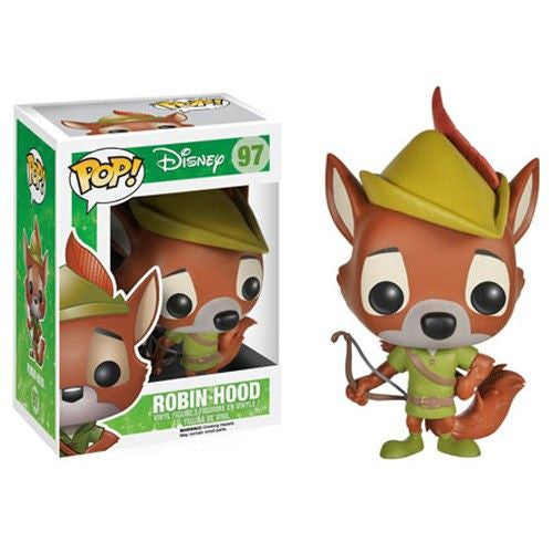 Disney Pop! Vinyl Figure Robin Hood