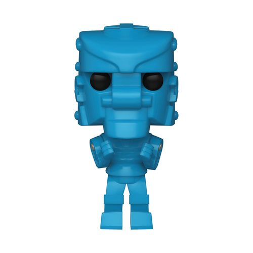Mattel Rock Em Sock Em Robots Pop! Vinyl Figure Blue Bomber [14]