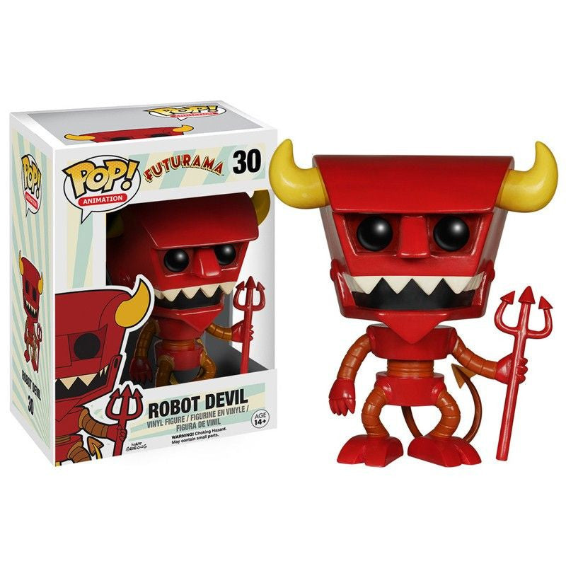 Futurama Pop! Vinyl Figure Robot Devil
