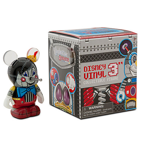 Disney Vinylmation Robots Series 3: (1 Blind Box) - Fugitive Toys