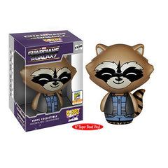 Dorbz XL Marvel: Rocket Raccoon [Guardians of the Galaxy] - Fugitive Toys
