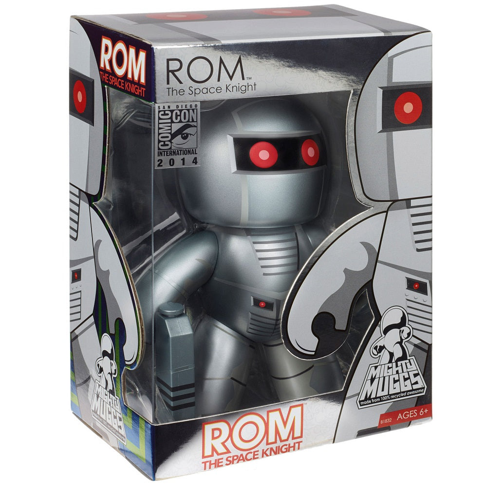 Rom The Space Knight Mighty Muggs (SDCC 2014 Exclusive) - Fugitive Toys