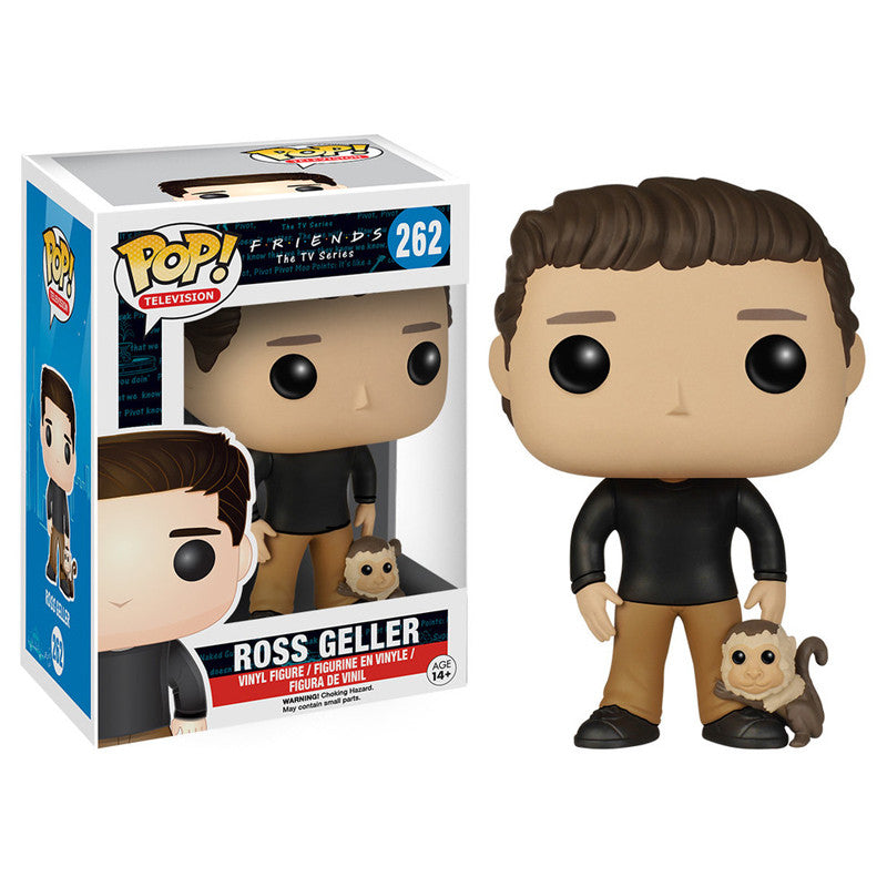Friends Pop! Vinyl Figure Ross Geller